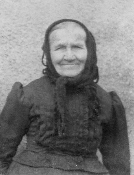 Maria KatharinaBerz, geb. Berz