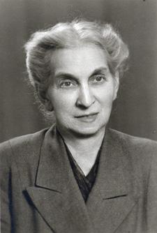 Paula Emilie Heilgendorff, geb. Faust