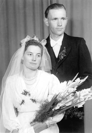 Oswald und Gudrun Genßmann, geb. Haack