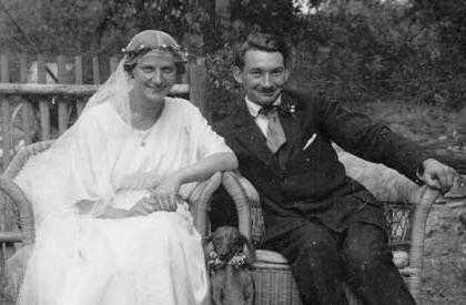Georg und Hedwig Haack, geb. Heilgendorff