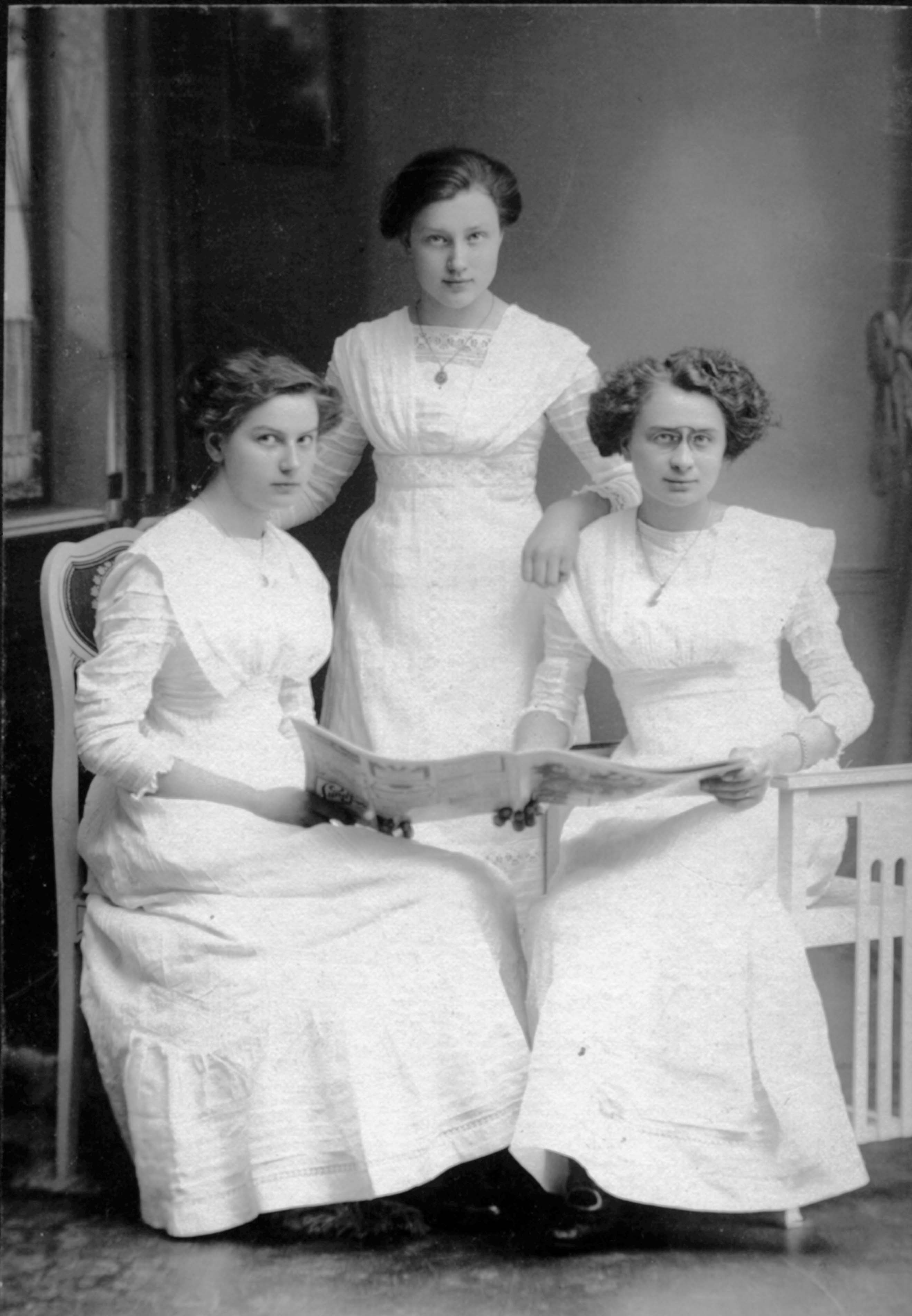 Die Heilgendorff-Schwestern